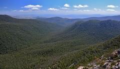 View from Booroomba Rocks (~Jek~) Tags: geotagged australia aus namadgi australiancapitalterritory namadginationalpark booroombarocks geo:lat=3555578993 geo:lon=14899416000