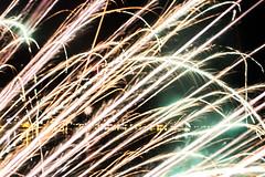 100 Followers! (marius_lehr) Tags: new light happy fire licht fireworks year explosion spuren traces firework rocket 100 sparks feuer funken followers feuerwerk rakete