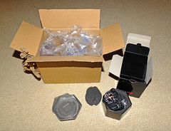Overkill (tubblesnap) Tags: watch casio packaging overkill gshock shockproof ga10001aer