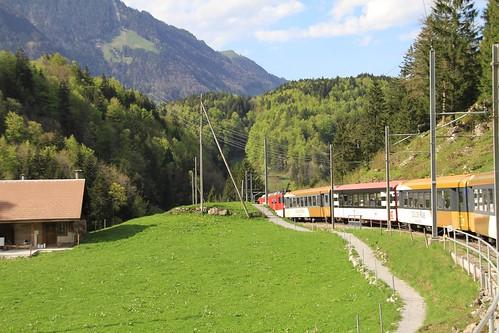 Brünigbahn 8