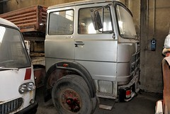 fiat 619N1P (riccardo nassisi) Tags: auto car truck rust rusty collection scrapyard wreck scrap piacenza collezione politi abbandoned abbandonata