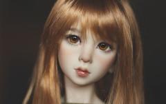 IMG_8722 (greenwolfy) Tags: makeup bjd faceup bluemagpie lalégendedetemps lltdoll