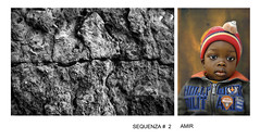SEQUENZA # 2  AMIR (UBU ) Tags: blancoynegro blackwhite noiretblanc blues bianconero sequenze blunotte unamusicaintesta landscapeinblues bluubu luciombreepiccolicristalli ubu