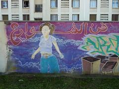 Graff in Grenoble (brigraff) Tags: streetart art grenoble painting arte drawing panasonic urbanart sprayart artedelacalle tz7 panasonictz7 brigraff