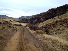 Imnaha to Dug Bar in Hells Canyon (Doug Goodenough) Tags: november camping fall bike bicycle bar oregon river climb ride snake 14 spokes canyon pedals imnaha 29 dug surly gravel steep hells 2014 puglsley krampug drg53114 drg53114p drg53114pdugbar