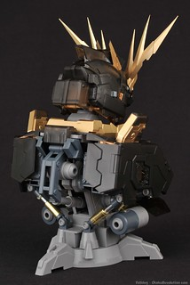 Seraph Hobby Banshee Bust - Straight Build 11 by Judson Weinsheimer