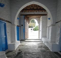 Sifnos, glises, monastres et chapelles (# Bernard- G #) Tags: greece grecia sifnos cyclades grece potiers siphnos