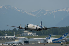 DSC_7920Pwm (T.O. Images) Tags: alaska air cargo anchorage douglas dc6 everts panc