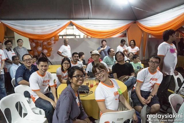 Rain can never stop the fun at MALAYSIAKINI.