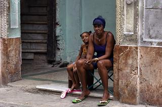 Fotos recuperadas. En La Habana