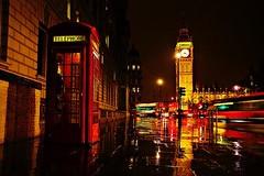 297618241629919 (alleyntegtmeyer7832) Tags: england bus london rain night booth lights telephone double decker