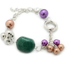Glimpse of Malibu Purple Bracelet P9612-2