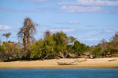 small fishing village Moramba Bay.