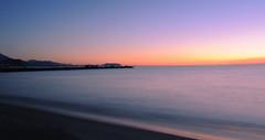 (stefanny96) Tags: sea sunrise mar nikon mediterranean mediterraneo sigma el alicante amanecer 70300mm campello arias stefanny d5000 stefanny96