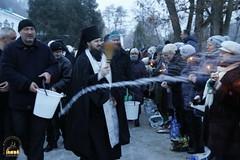 47. Праздник Богоявления в Святогорской Лавре