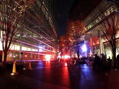 IMGP7163 (nelsontakeshiokaneku) Tags: light night tokyo pentax forum led international noite japo yurakucho q7 silkpix tokyostylishnightreflection20142015