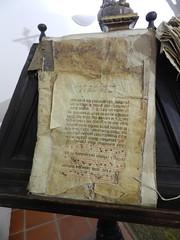 Libros religiosos Antiguos Museo Palacio Pedro I Astudillo Palencia 03 (Rafael Gomez - http://micamara.es) Tags: pedro antiguos museo libros palacio palencia religiosos astudillo i