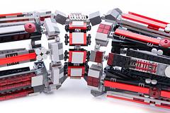 Suit UP - A.R.M. (Milan Sekiz) Tags: man robot iron lego arm suit sleeve mechanic prosthetic