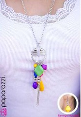 4Sunset Sightings Citrus Necklace K2A P2460A-3