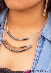 5th Avenue White Necklace K3 P2630-5 (2)
