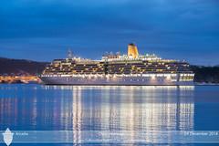 Arcadia (Aviation & Maritime) Tags: cruise oslo norway po cruiseship arcadia pocruises