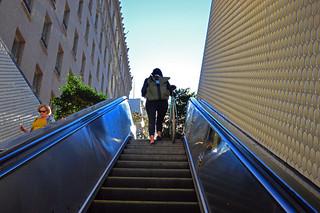Civic Center Station,SF