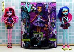 №190. Inner Monsters (OylOul) Tags: monster high doll cam inner 16 create