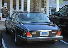 Jaguar Vanden Plas (Series III) (SPV Automotive) Tags: black classic car sedan iii series jaguar plas vanden