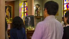 Misa por la Fiesta del Beato lvaro del Portillo - Campus Lima (Universidad de Piura) Tags: lima don alvaro opusdei capellania