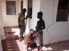 Waqare amal in Tabita in Oda (4) (Ahmadiyya Muslim Youth Ghana) Tags: new amal eastern region mosques youths ahmadi commissioned mka majlis ahmadiyya mkaer khuddamul waqare