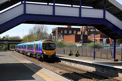 TPE 185135 (Richard Brothwell) Tags: manchester first trains lincolnshire railways cleethorpes scunthorpe railroads manchesterairport tpe dmu transpennineexpress 1b74 class185 185135 tpexpress scunthorpestation canoneos70d canon70d canonefs18135mmf3556isstm efs18135mmf3556isstm richardbrothwell
