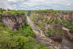 Victoria Falls (WeeMac1) Tags: water river waterfall falls zimbabwe victoriafalls zambezi davidlivingstone zambeziriver mosioatunya thesmokethatthunders victoriafallsview