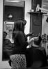 Pelos Pelitos (Lukas Osses Codelia) Tags: chile mall vendedor noche gente corte tata juegos niños cabeza espejo carro negra mesa tarde abuelos pelo cabello agujas taca tacataca pelos tijeras sopaipillas blannegro