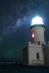 B Y R O N  B A Y (fredleblanc81) Tags: photography astrophotography milkyway longexposition