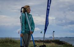 Windsurfer prepareing for race (frankmh) Tags: sport skne sweden outdoor windsurfing windsurfer viken