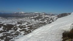 20160626_165452 (valugi) Tags: mountain snow norway midnightsun troms tromsdalstinden