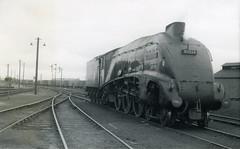 img753 (OldRailPics) Tags: steam aberdeen kingfisher british locomotive railways ferryhill 61b 60024