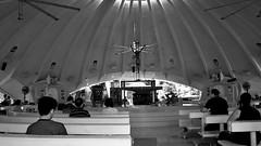 Makati (3) (momentspause) Tags: blackandwhite bw church philippines dome manila makati ricoh ricohgr