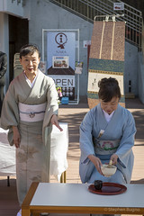 Nara-1719 (BohemianTraveler) Tags: green japan temple asia tea ceremony nara traditionalshrine