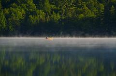 Serenity Now (Matt Champlin) Tags: life morning camping nature canon reflections landscape boat peace 206 calming peaceful adirondacks calm boating adk 2016