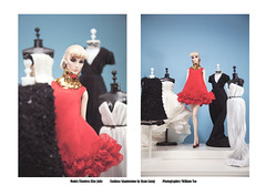 Flawless Elise Jolie (William_Tso) Tags: fashion toys doll dolls elise elyse integrity flawless fr2 fashionroyalty elisejolie elysejolie flawlesselisejolie fr2013 ryanliang shantommo