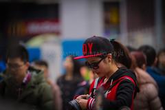ADF_20140301_0586 (chiyowolf) Tags: chengdu sichuanprovince canoneos7d china teenager portrait ponytail baseballcap facesofchengdu peopleofchengdu younggirl streetfashion streetscenes ef70200mmf28lisiiusm 中国 travelphotography 成都 四川