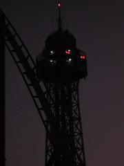 Kings Dominion 2008 (bradraye) Tags: kings dominion va virginia doswell halloween haunt rebel yell anaconda flight fear dominator grizzly hurler