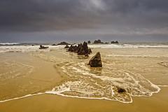 Asturias Playa-6 (jrusca) Tags: costa mar spain asturias playa cudillero playaaguilar