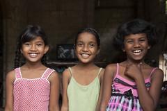 Happy kids (Photosightfaces) Tags: girls smile smiling kids happy three young smiles sri lanka srilanka srilankan lankan