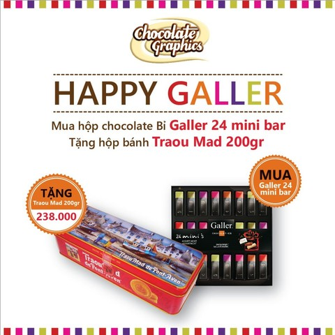HAPPY GALLER MUA 1 TẶNG 1