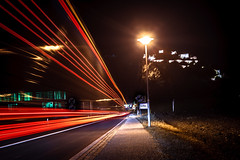 GriffnerLighttrails (guggraphy) Tags: city light mountains composition contrast landscape austria sterreich exposure colorfull clarity carinthia guggi gugi sterreih guggraphy