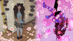Magical Girl 2 (Chobii (Tanoshi & TWC)) Tags: n crystalheart cubiccherrykreations loudmouth melonbunny mignon moon moonamore pinkacid slink theskinnery zenith zombiesuicide
