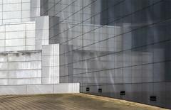 Shadow stairs (jefvandenhoute) Tags: light brussels lines europe belgium belgique sony shapes belgi bruxelles brussel europeancommission europeanquarter rx10 photoshopcs6