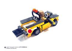 Day #104 WIP Diorama (Benjamin Cheh) Tags: army lego vehicle moc tansport